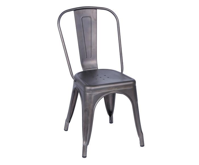 Cadeira Retrô Acobreada - 35,5X86X36cm | Westwing.com.br