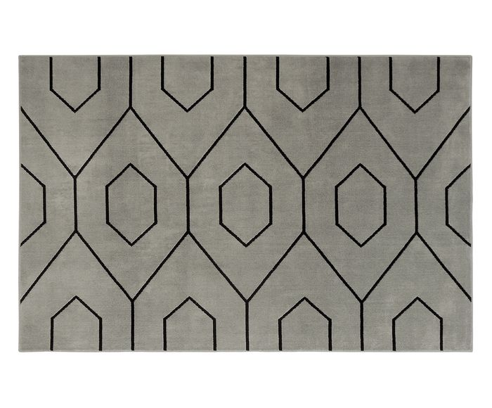 Tapete Herat Export Gray - 200X300cm   Westwing.com.br