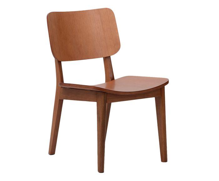 Cadeira Tomásia Cru - 50X84X58cm | Westwing.com.br