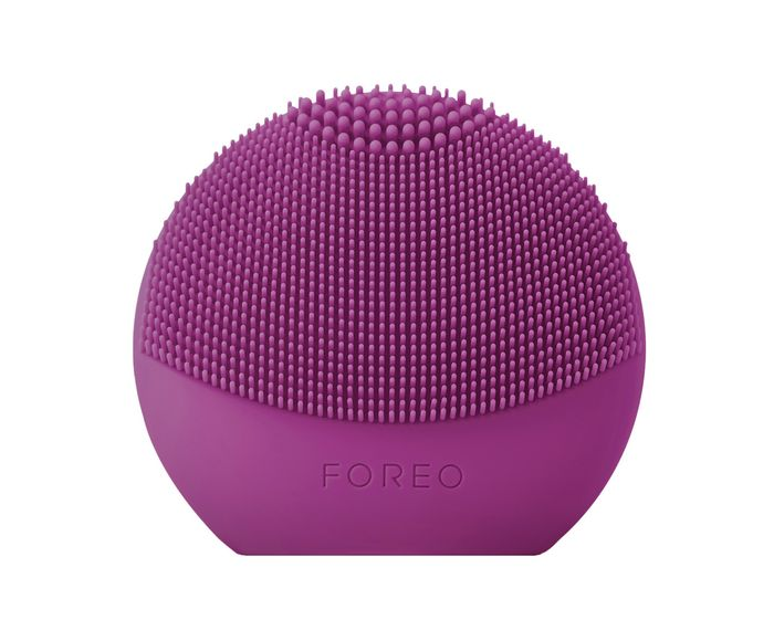 Aparelho de Limpeza Facial Luna Fofo Purple - 10X8,5cm | Westwing.com.br