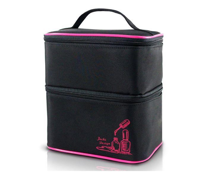 Nécessaire para Esmaltes Pró-Manicure Pink - 20X12cm | Westwing.com.br