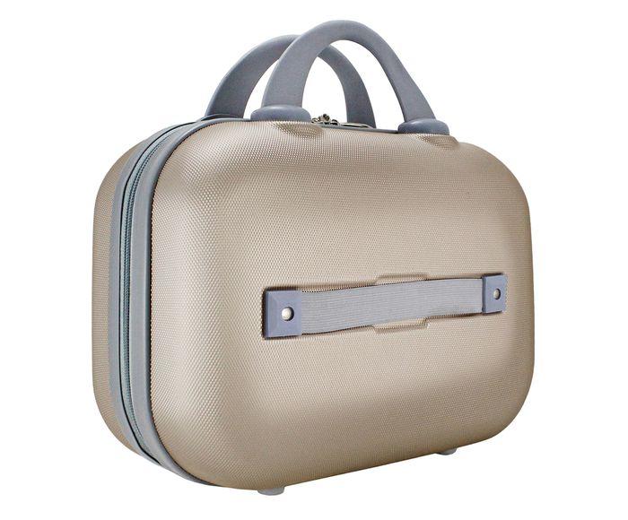 Frasqueira Select Dourada - 32X14cm | Westwing.com.br