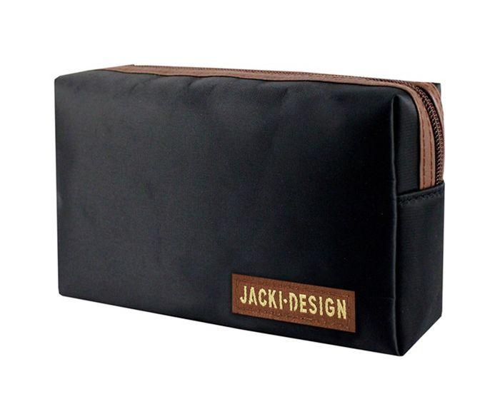 Nécessaire de Bolsa For Men Marrom e Preta - 16X12,5X5cm   Westwing.com.br