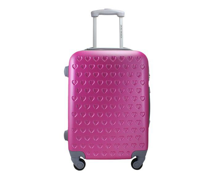 Mala de Viagem Love Pink - 33x23cm | Westwing.com.br
