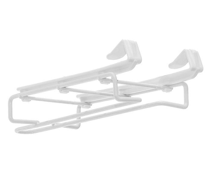 Porta-Taças Julle Branco - 30X3X10,5cm | Westwing.com.br