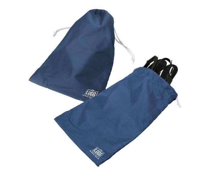 Jogo de Sacos Organizadores para Sapatos Lugg Azul - 25X39cm | Westwing.com.br