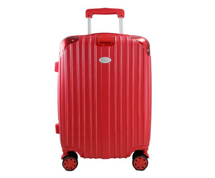 Mala de Viagem Contempo Vermelha - 37,5X54,5X22cm | Westwing.com.br
