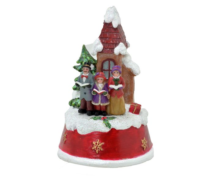 Enfeite Família Singing Family - 10X15X10cm | Westwing.com.br