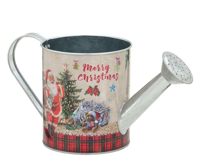 Regador Decorativo Merry Christmas II - 31X14cm | Westwing.com.br