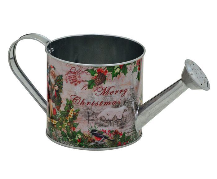 Regador Decorativo Merry Christmas III - 26X12cm | Westwing.com.br