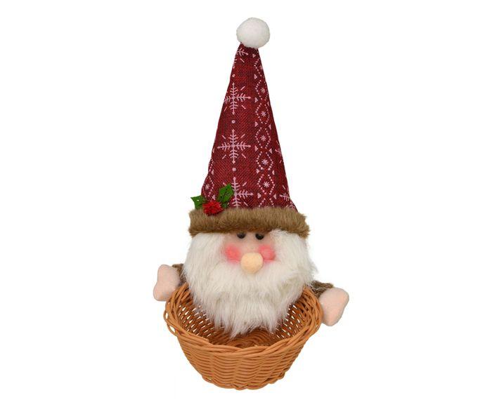 Enfeite Papai Noel - 17,5X25cm | Westwing.com.br