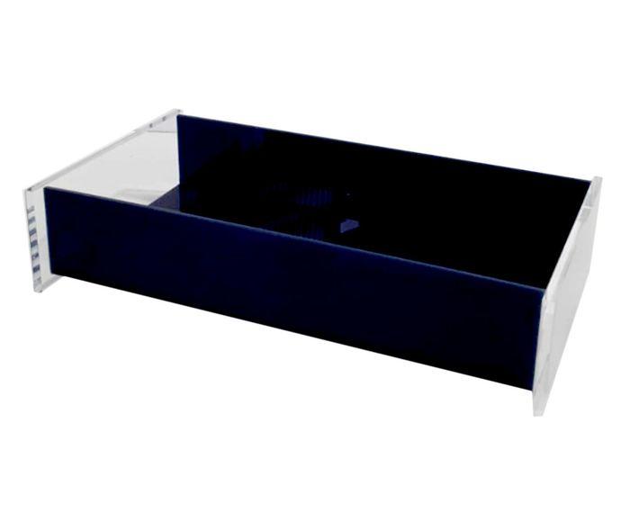 Bandeja Elegance Charm Azul - 24X8cm   Westwing.com.br