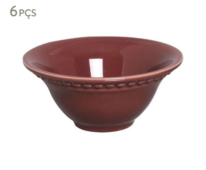 Jogo de Bowls Atenas Cassis - 367ml | Westwing.com.br