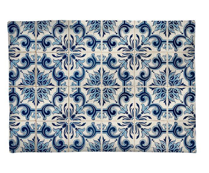 Lugar Americano em Linho Misto Debbi - 37X50cm | Westwing.com.br
