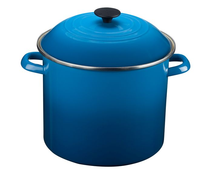 Panela Pot Azul Marseille - 11,4L   Westwing.com.br