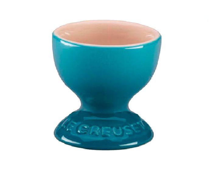 Suporte para Ovo Azul Caribe - 5X5,5X5cm | Westwing.com.br