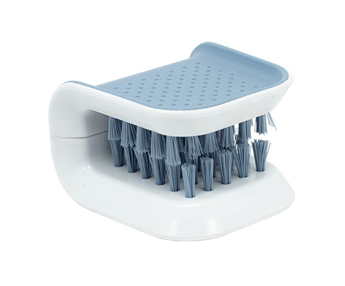 Escova para Talheres Tender Azul - 7,5X5,5cm | Westwing.com.br