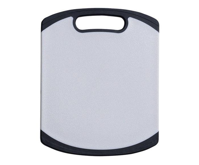 Tábua de Corte Cordial Preta - 25,5X0,8X20,4cm | Westwing.com.br