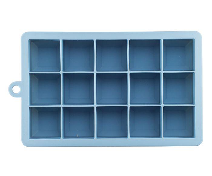 Forma para Gelo Curieux Azul - 20X4X11,8cm   Westwing.com.br
