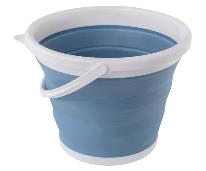 Balde Retratil Egirdir Azul - 10L | Westwing.com.br