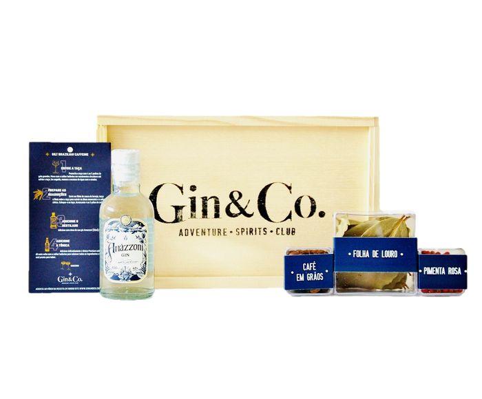 Jogo de Especiarias Amazzoni Gin Mini | Westwing.com.br