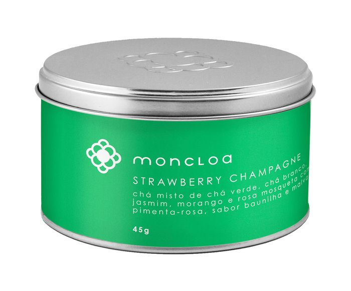 Chá Strawberry Champagne - 45G | Westwing.com.br