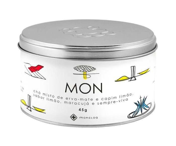 Chá Mon - 45G | Westwing.com.br
