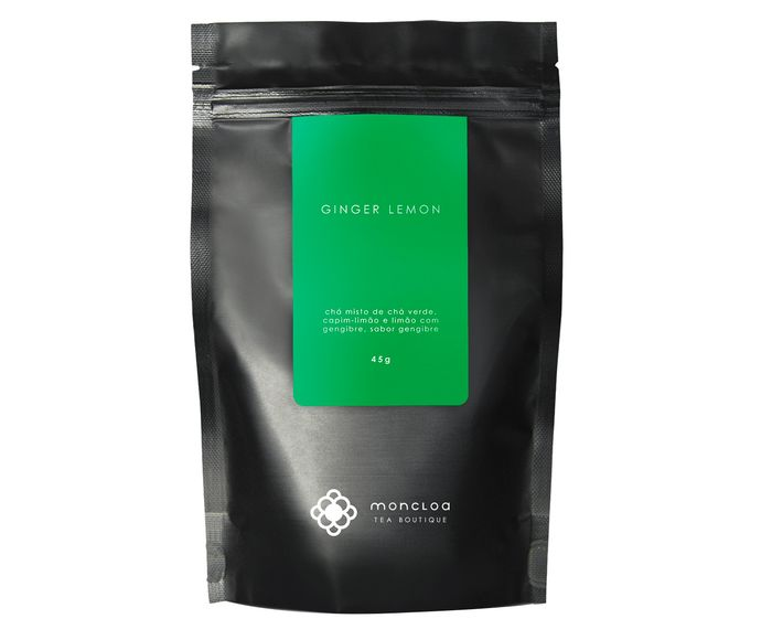 Chá Ginger Lemon Pouch - 45G | Westwing.com.br