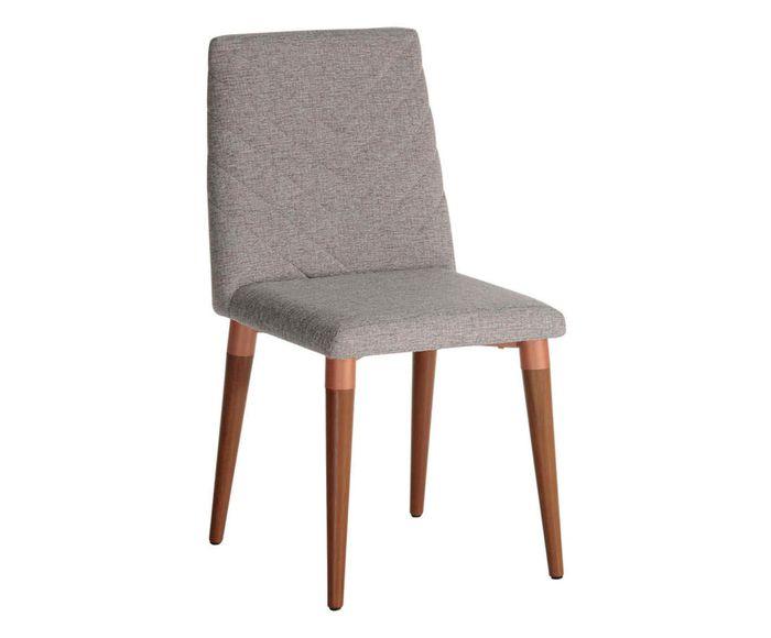 Cadeira Liv Cinza - 45X91X53cm | Westwing.com.br