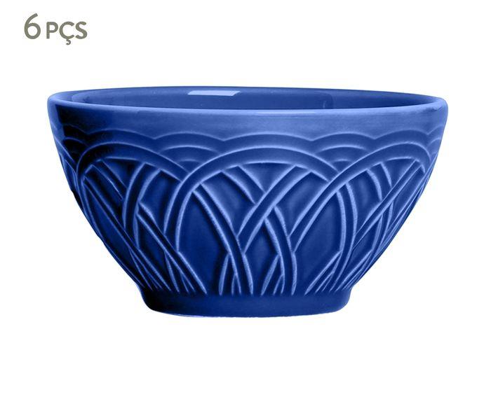 Jogo de Bowls Cestino Azul Navy - 367ml | Westwing.com.br