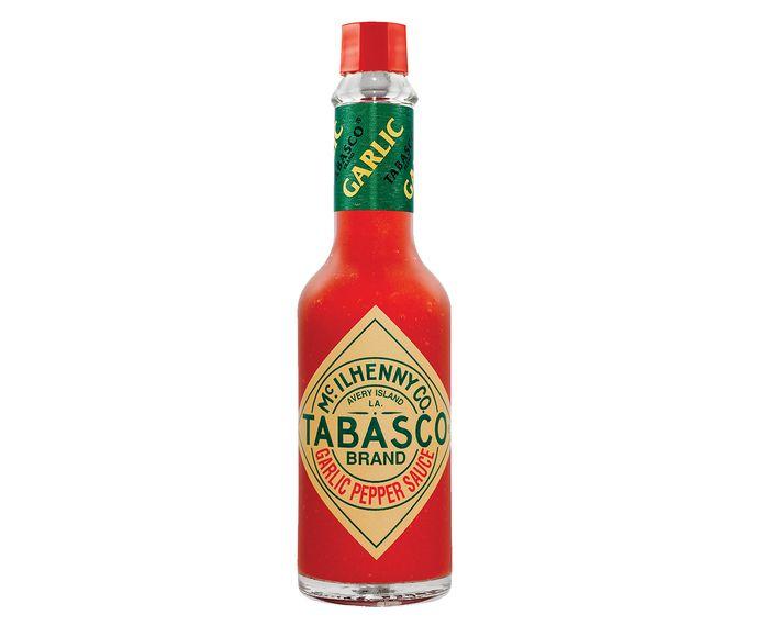 Molho Americano Tabasco Garlic Pepper Sauce - 60ml | Westwing.com.br