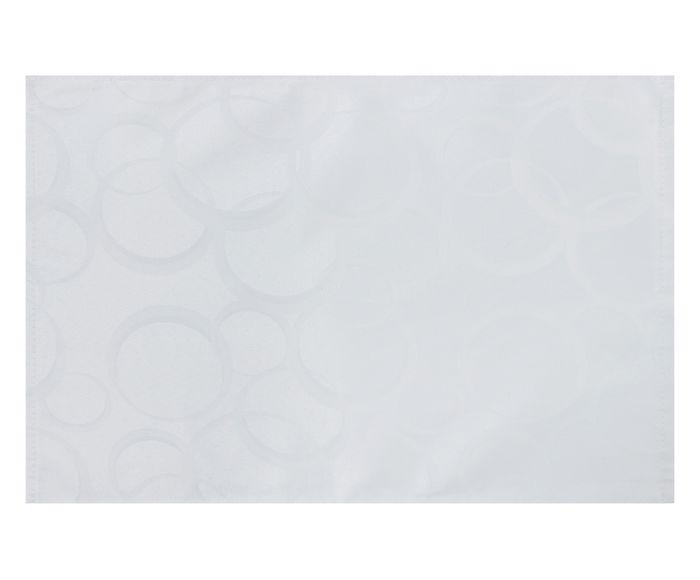 Lugar Americano Auguri Esfera Branco - 35X45cm | Westwing.com.br