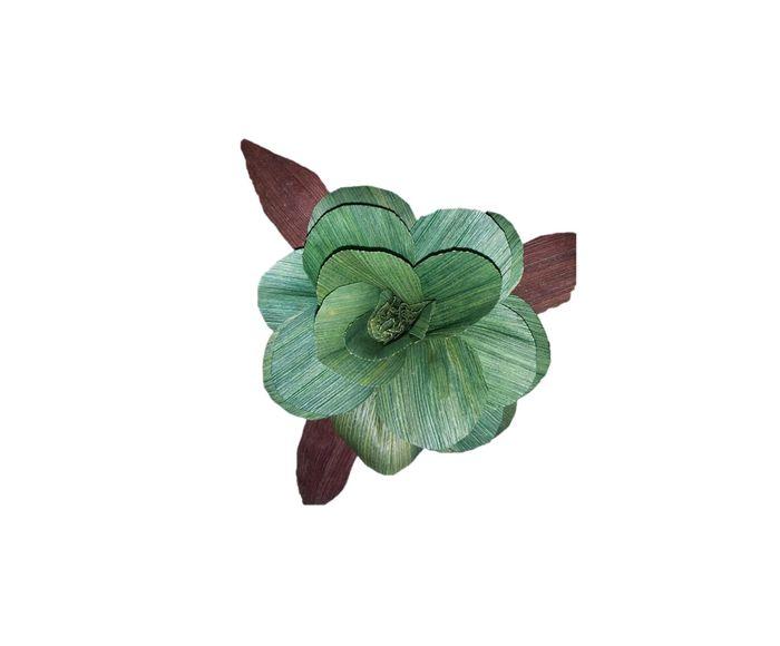 Anel para Guardanapo Palha Verde - 6cm | Westwing.com.br