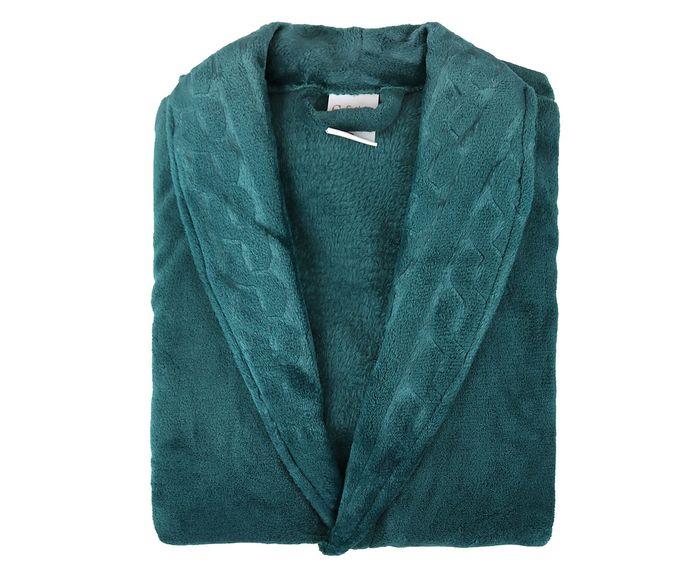 Roupão Denin Azul | Westwing.com.br