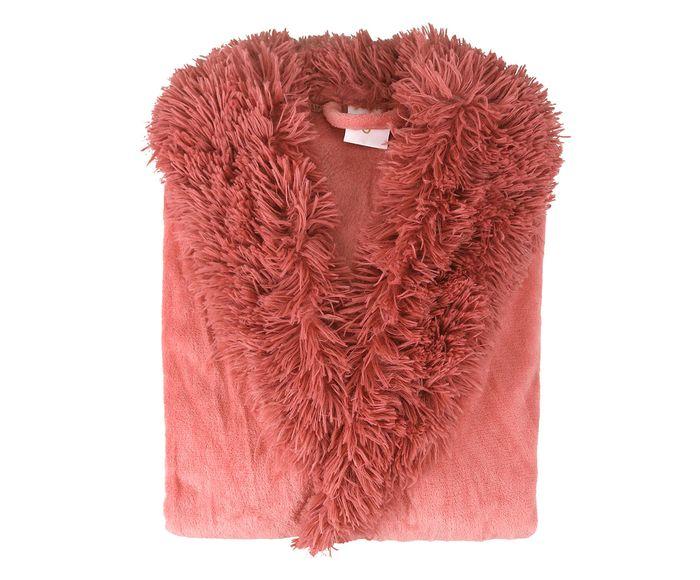 Roupão Blush Rosa Coral | Westwing.com.br