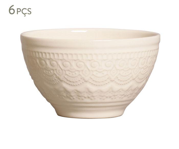 Jogo de Bowls Agra Cru - 587ml   Westwing.com.br