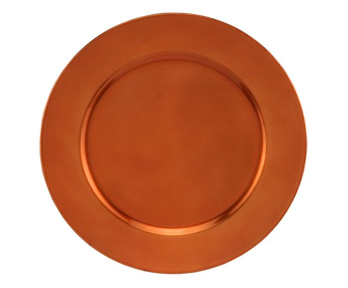 Sousplat Opala Bronze - 33cm | Westwing.com.br