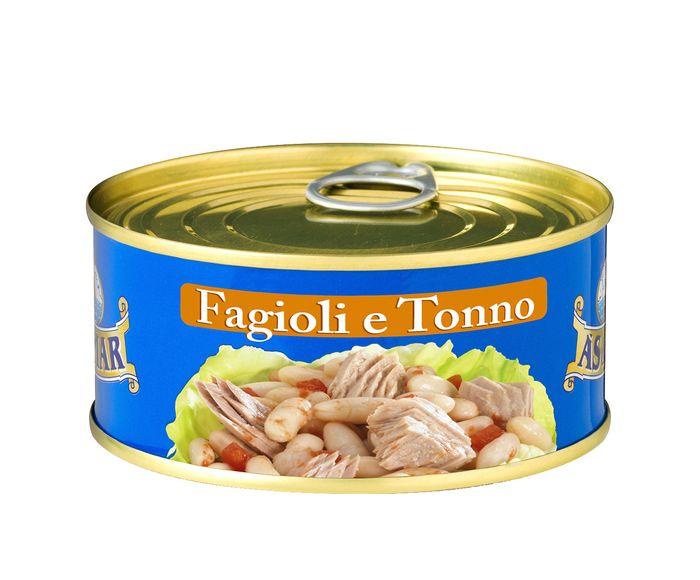Fagioli e Tonno - 160G   Westwing.com.br