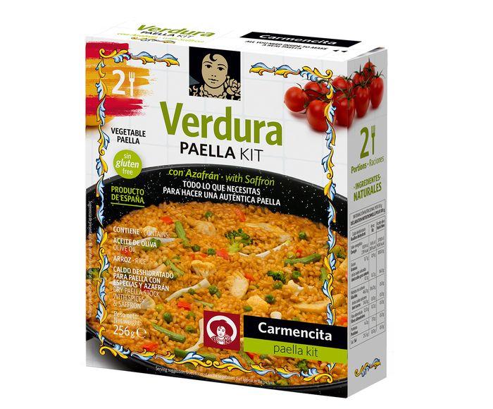 Paella Vegetariana Carmencita - 256G | Westwing.com.br