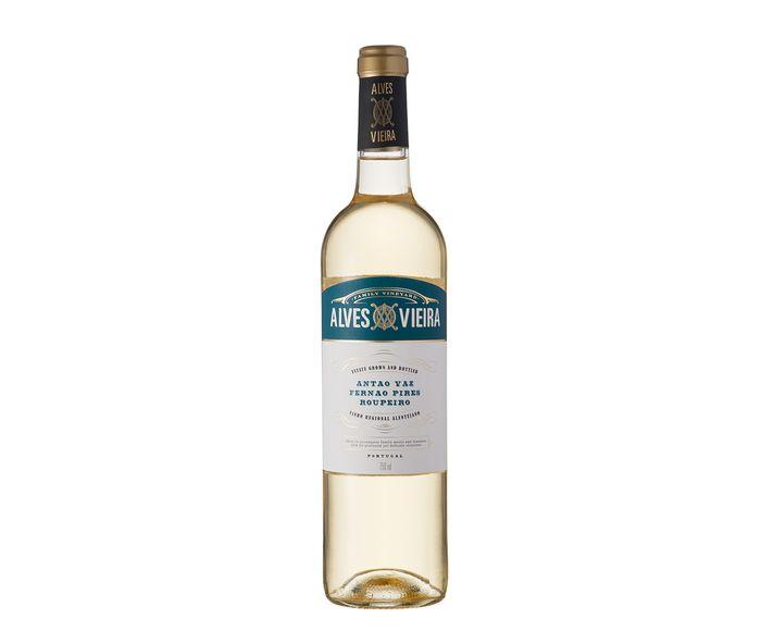 Vinho Branco Alves Vieira - 750ml   Westwing.com.br