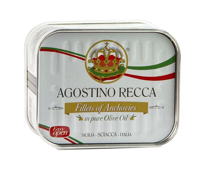 Filé de Anchova em Azeite Agostino Recca - 710G   Westwing.com.br