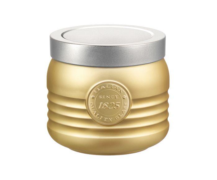 Pote Organizador Officina Dourado - 750ml   Westwing.com.br