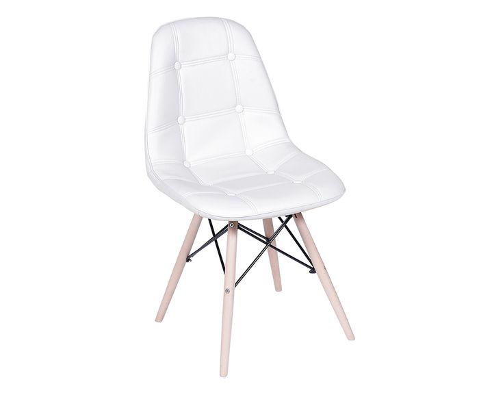Cadeira Eames Lexi Stuf Branca - 44X83X39cm | Westwing.com.br