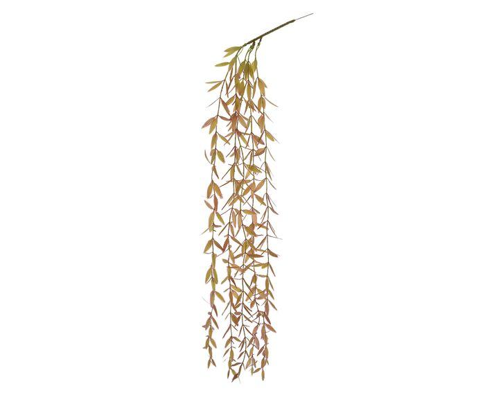 Planta Permanente Pendente de Bambu Marron - 8cm   Westwing.com.br