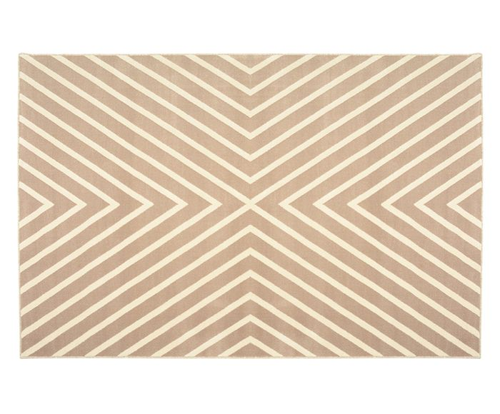 Tapete Trendy Chefron Natural - 200X250cm | Westwing.com.br