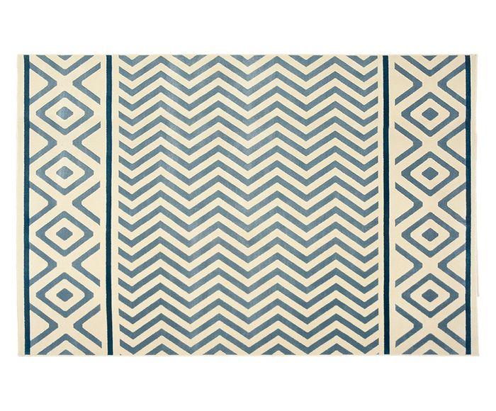 Tapete Trendy Ethnic Blu - 250X300cm | Westwing.com.br