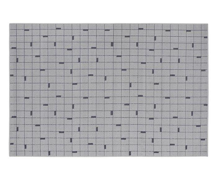 Tapete Cotton Cinza - 160X235cm | Westwing.com.br