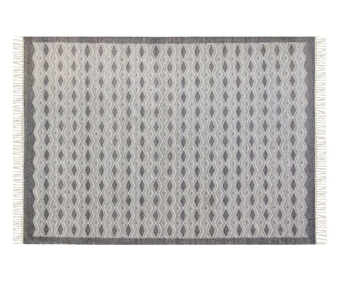 Tapete Indiano Nordic Silver Grey - 150X200cm | Westwing.com.br