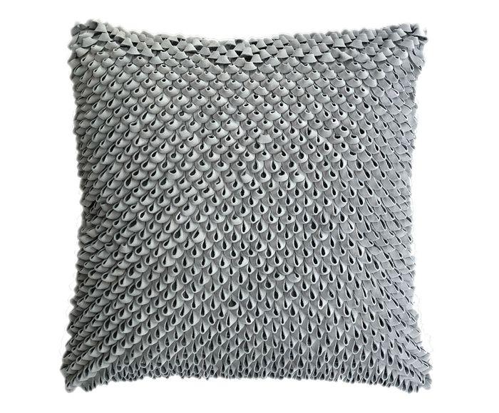 Capa de Almofada Ouriço Grey - 50X50cm | Westwing.com.br