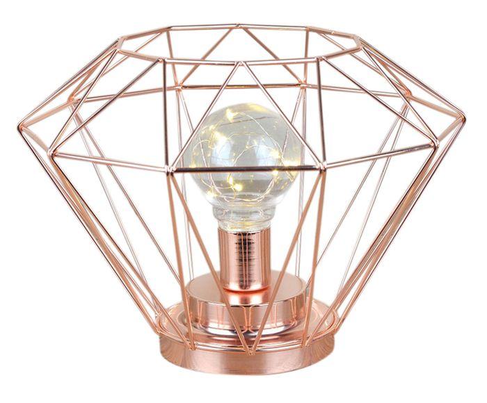 Luminária de Mesa Alisa - 24X17X23cm | Westwing.com.br